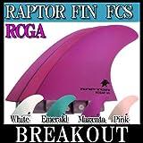 RAPTOR / ラプターフィン RCGA FCS 軽量 エメラルド