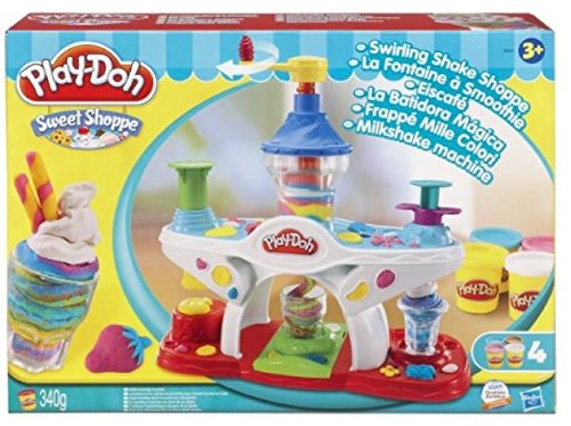 Hasbro 36814148 - Play-Doh Eiscafé [並行輸入品]