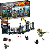 LEGO Jurassic World Dilophosaurus Outpost Attack 75931 Playset Toy