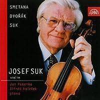 スーク75 歳記念盤 / JOSEF SUK/ violin