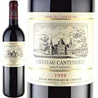 誕生日 生まれ年 プレゼント 1997年 ワイン シャトー・カントメルル 750ml [正規輸入品]