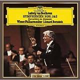 ベートーヴェン:交響曲第1番&第2番、「エグモント」序曲 画像