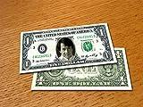 人気!ジャッキー・チェン/Jackie Chan/本物米国公認1ドル札紙幣1 [並行輸入品]