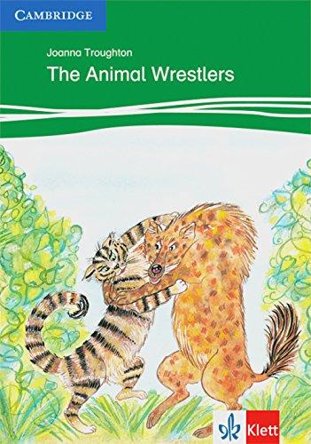 The Animal Wrestlers Level 3 Klett Editionの詳細を見る