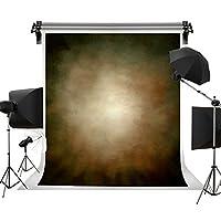 Kate 1.5x2.2m 茶色の背景布 グラデーションの背景 ブラウンの背景 ビンテージ背景 ポートレート写真の背景 写真スタジオ 撮影用 背景布 写真撮影用の背景幕 装飾用 無反射布 スエードの背景 カスタマイズ可能な背景