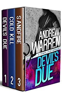Caine: Rapid Fire Thrillers Boxset 1: Books 1-3 by [Warren, Andrew]