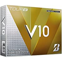 BRIDGESTONE(ブリヂストン) ゴルフボール TOUR B V10 1ダース(12個入り)