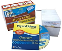 NewPath Learning Middle School Physical Science Study Card Grade 5-9 [並行輸入品]