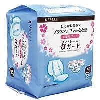 ダッコ dacco お産用パッド ソフトレーヌαガード Mサイズ(20cm×41cm) 10個入