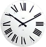 【正規輸入品 メーカー保証付き】 ALESSI アレッシィ Firenze フィレンツェ ウォールクロック ホワイト 12 W