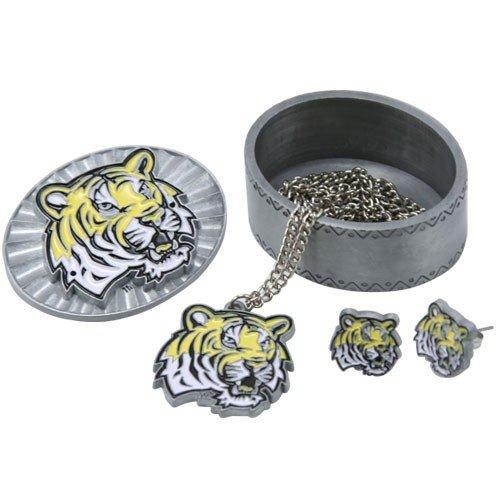 - - - - - - - LSU Fighting Tigersジュエリーボックス( Trinket ) ? NCAA College AthleticsファンShopスポーツチーム商品