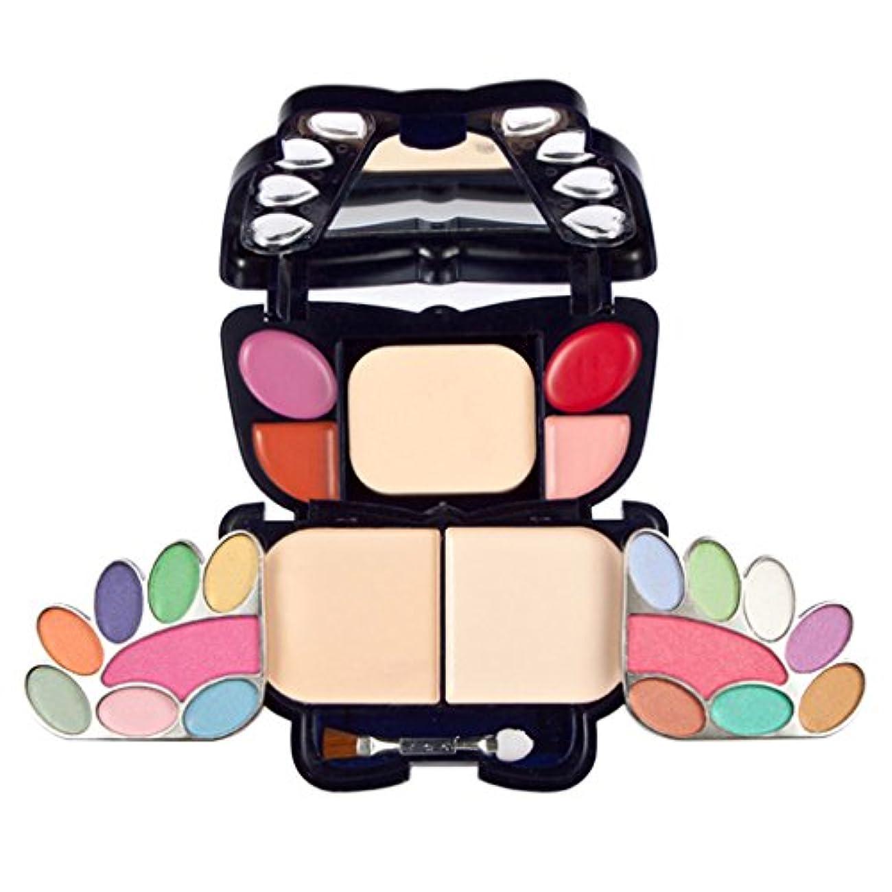 同行する梨折るメイクパレット アイシャドウ 毛穴隠す バタフライ 化粧パレット カラーメイクアップパレット