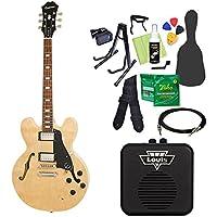 Epiphone LTD ES-335 Pro NA エレキギター 初心者14点セット ミニアンプ付き エピフォン