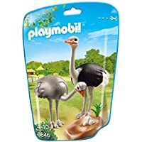 Playmobil 6646 Ostrich Family with Nest by PLAYMOBIL [並行輸入品]