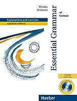 Grundstufen-Grammatik: Essential Grammar of German with exercises/key/CD-Rom