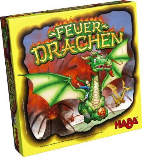 HABA Fire Dragons [並行輸入品]