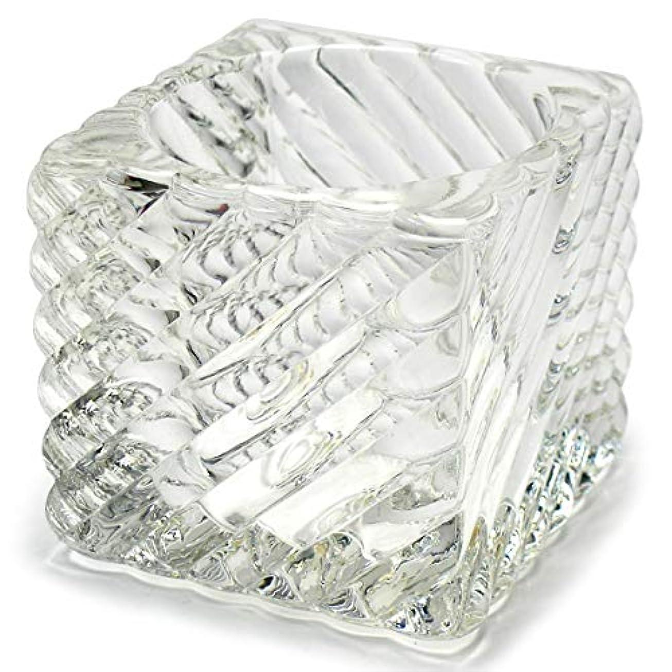 追い出す任意模倣キャンドルホルダー ガラス 1 キャンドルスタンド クリスマス ティーキャンドル 誕生日 記念日