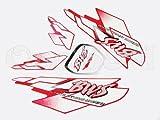 J-149 BW'S50 BW'S100汎用 ステッカー デカール:赤