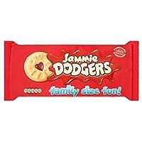 [Burton's ] バートンのJammieドジャース(パックあたり2~280グラム) - Burton's Jammie Dodgers (2 per pack - 280g) [並行輸入品]