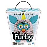 Hasbro - A3125 - Furby - Gris & Bleu Turquoise - Version Anglaise (Import Royaume-Uni) 画像
