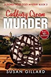 Cadbury Creme Murder: A Donut Hole Cozy - Book 3 (Second Edition) (Donut Hole Cozy Mystery 1) (English Edition)