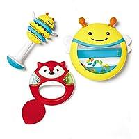 SKIP HOP  楽器おもちゃ ミュージックセット TYSH303253