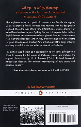 『A Tale of Two Cities (Penguin Classics)』の1枚目の画像