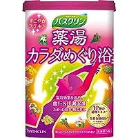 バスクリン 薬湯カラダめぐり浴入浴剤600g(医薬部外品)