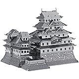 金属 模型 日本 姫路城 組立キット 1/900