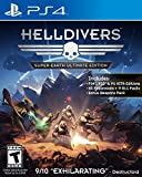 Helldivers Super Earth Ultimate Edition (輸入版) - PS4