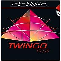 DONIC(ドニック) 卓球 ツインゴプラス 裏ソフトラバー レッド 1.5 AL069