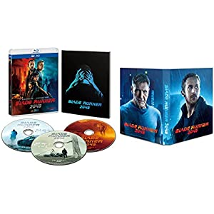 【Amazon.co.jp限定】ブレードランナー 2049 IN 3D(初回生産限定)(オリジナルデジパックケース付き) [Blu-ray]