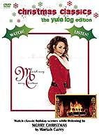 Merry Christmas / Yule Log [DVD]