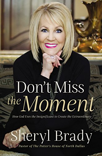 Don't Miss the Moment: How God Uses the Insignificant to Create the Extraordinary (English Edition)