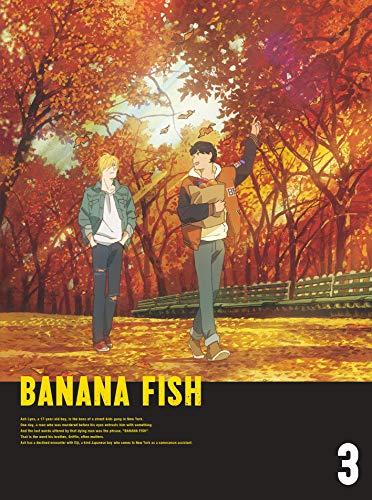 BANANA FISH DVD BOX 3(完全生産限定版)