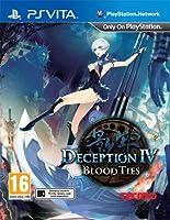 Deception IV: Blood Ties (Playstation Vita) (輸入版)