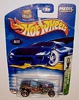 Hot Wheels Flying Aces II Deuce Roadster 3/5 2003 #077 #77 1:64 Scale