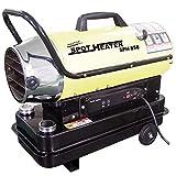 ナカトミ スポットヒーター 軽量12.8kg 10時間燃焼 角度調節 安全装置内蔵 【50Hz】 SPH-850