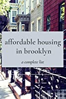affordable housing in brooklyn: a complete list
