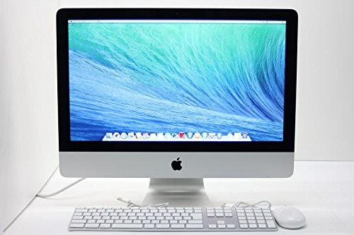 【中古】 Apple iMac 21.5in A1418 Late 2012 MD093J/A Core i5 3330S 2.7GHz/8GB/1TB/21.5W/FHD(1920x1080)/MacOSX10.9.5