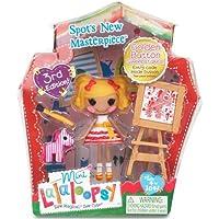 Mini Lalaloopsy Doll-ミニララループシードール-