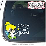 赤ちゃん乗ってます ディズニー Baby Tinkerbell ベイビー ティンカーベル