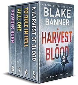 Omega Series Box Set #2: Books 5-8 by [Banner, Blake]