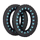 BlueFire 2個セット Bose Quietcomfort 2専用 交換用パッド イヤパッド 2/15/25, Ae2, Ae2iに対応