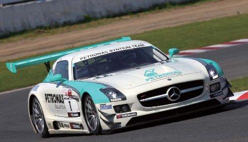 フジミ模型 1/24 リアルスポーツカーシリーズNo.46 メルセデスベンツSLS AMG GT3PETRONAS SYNTIUM