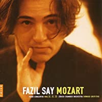 Fazil Say: Mozart Piano Concerti Nos. 12, 20 & 23