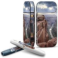 iQOS 2.4 plus 専用スキンシール COMPLETE アイコス 全面セット サイド ボタン スマコレ チャージャー カバー ケース デコ 写真・風景 クール その他 外国 写真 景色 風景 003297