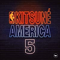 KITSUNE AMERICA 5 - THE NBA LIMITED EDITION [12 inch Analog]