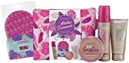 Sunkissed Aloha Summer, Prep & Finish Tanning Set, 4 count Pack