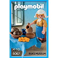 Playmobil 5067 The Milkmaid From Rijks Museum LIMITED EDITION by Playmobil [並行輸入品]
